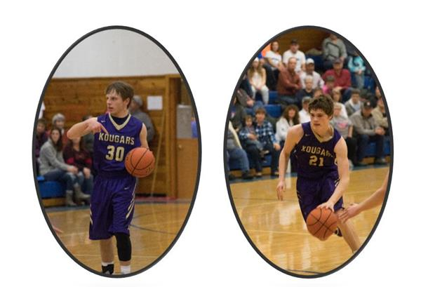 Kadoka Area places 2 on All Conference BBB Teams