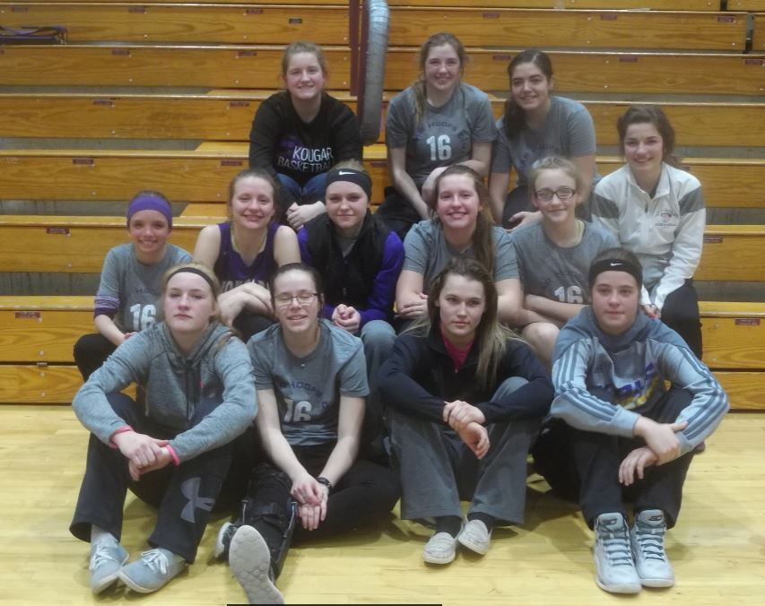 Lady Kougars battle in tough Round of 16