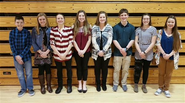 Kadoka Area Music Students Dominate At Music Contest